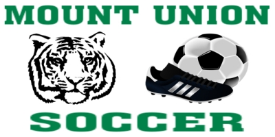 Soccer Sports 'Mount Union' Banner Template