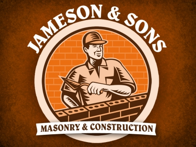 Tradesmen Yard Sign Jameson Construction Template